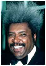 Don King in the 1980's