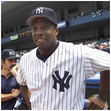 Dwight Gooden on the Yankees