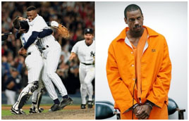 Dwight Gooden on the Yankees and in a prison uniform