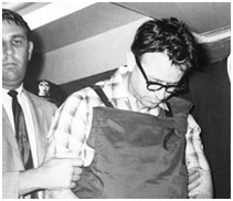 James Earl Ray being arrested