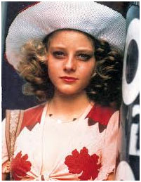 Jodie Foster in The Taxi Driver