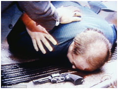 James brady after he was shot
