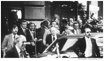 gerald Ford in Sacramento