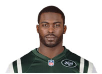 Michael Vick in a New York Jets uniform
