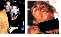 Nicole Brown Simpson Dead