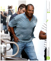 o.j. simpson in 2008
