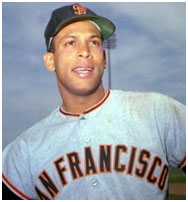 Orlando Cepeda on the Giants