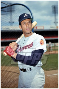 Orlando Cepeda on the Braves