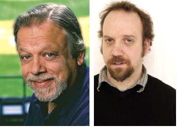 Bart Giamatti and his son