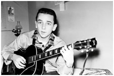 A young Phil Spector