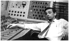 Phil Spector at work