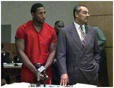 Ray Lewis in court