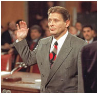 Sammy Gravano testifying against John Gotti