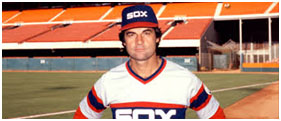 Tony LaRussa managing the White Sox