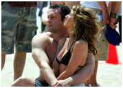 Vince Vaughn with Jennifer Aniston